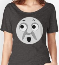 Thomas & Friends - Thomas (shocked) Women's Relaxed Fit T-Shirt