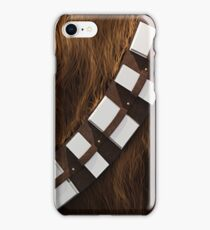 Chewbacca Utility Belt iPhone Case/Skin