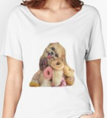 dog marnie  Women's Relaxed Fit T-Shirt