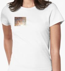 Overjoyed Womens Fitted T-Shirt