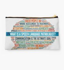 What is an SLP? Studio Pouch