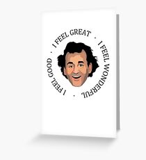 What About Bob? Greeting Card