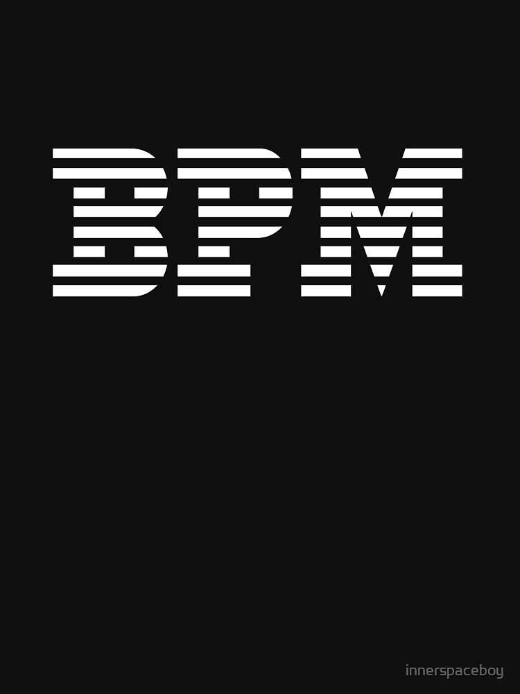 BPM - Beats Per Minute - IBM Parody | Unisex T-Shirt