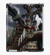 Steampunk Ursula iPad Case/Skin