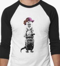 I Really Otter Be Going Now Men's Baseball ¾ T-Shirt
