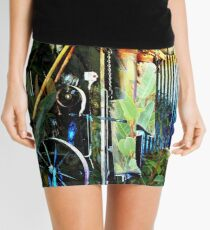 Chaff Cutter Mini Skirt