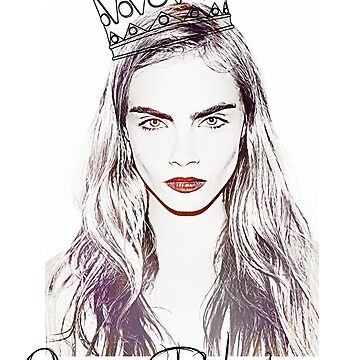 QUEEN DELEVINGNE by Styles1997