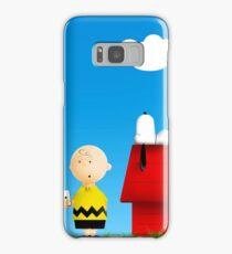 #peanuts Samsung Galaxy Case/Skin