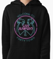 Party Town Pullover Hoodie