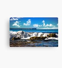 Hyams Beach 37 Canvas Print