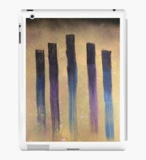 Brush stroke iPad Case/Skin