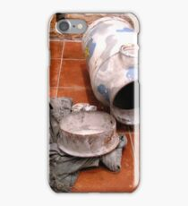 Carbide shooting art explosive! iPhone Case/Skin