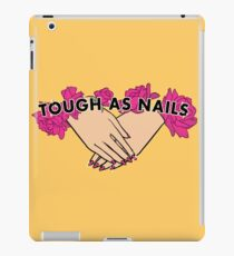 Tough as Nails [Hand tone 3] iPad Case/Skin