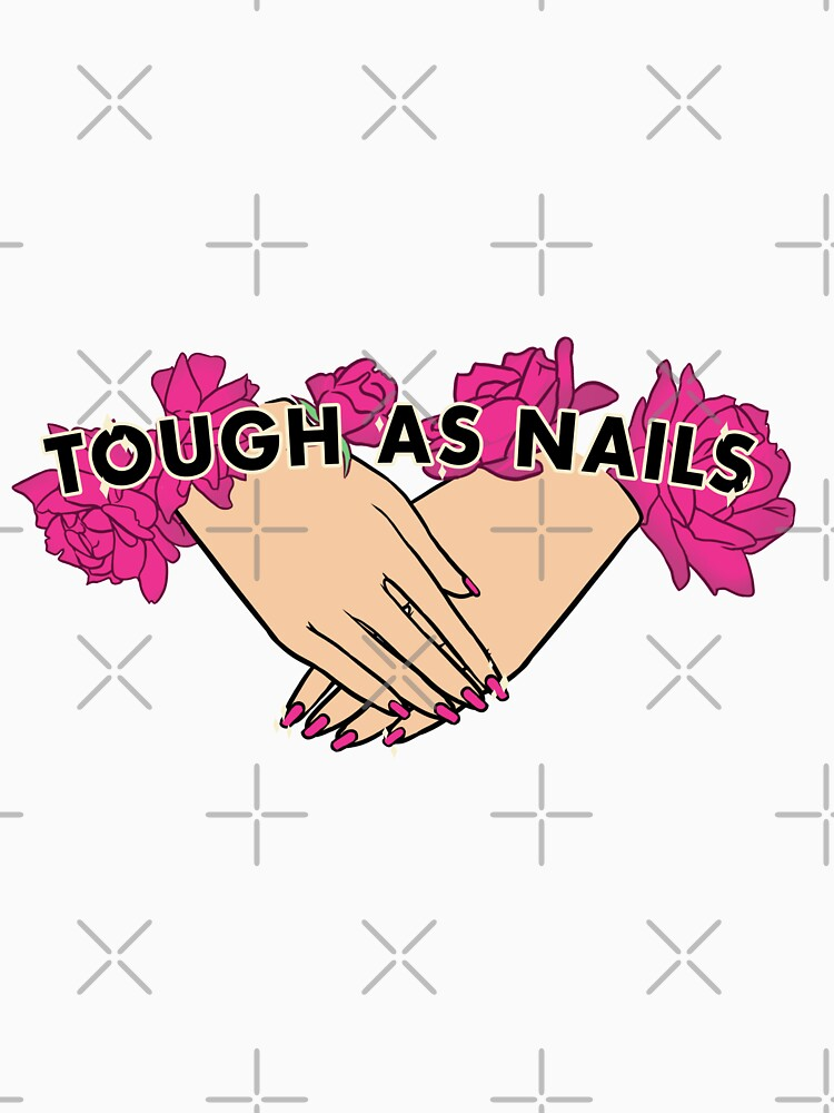Tough as Nails [Hand tone 3] by seasofstars
