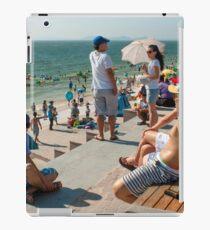 Daecheon Beach in South Korea iPad Case/Skin