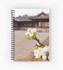 Mrs Hongs Teahouse  Spiral Notebook