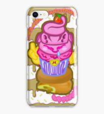 Majin's Chocolate Buu Cakes iPhone Case/Skin