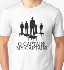 Dead Poets Society - O Captain My Captain T-Shirt