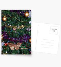 Fröhliche Weihnachten Postkarten
