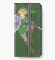 Link - Super Smash Bros. iPhone Wallet/Case/Skin