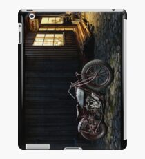 Indian 101 Scout Bobber iPad Case/Skin
