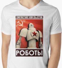 robot ussr steampunk T-Shirt