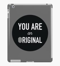Original iPad Case/Skin