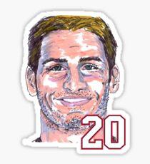 Brandon Saad Sticker
