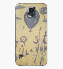 The lost Balloon  - der verlorene Ballon Hülle & Skin für Samsung Galaxy