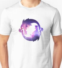 Dragonstrike Logo - Galaxy Unisex T-Shirt