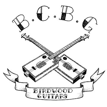 Birdwood Guitars logo by adam-harrison