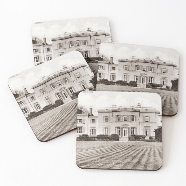 Ref: 76 - Beach House, Worthing, Sussex. Coasters (Set of 4)