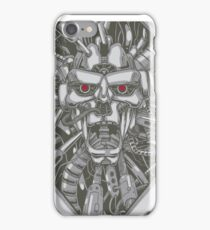 Among the metal ones a messenger has arrived - Roboticus  iPhone Case/Skin