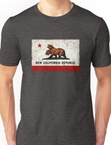 New California Republic Flag Unisex T-Shirt