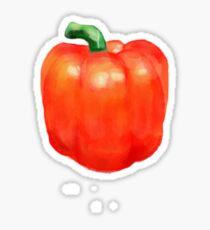 Bell Pepper Sticker