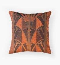 Doorway Style - Chrysler Building NY Throw Pillow
