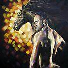Man/Horsepower by Tahnja
