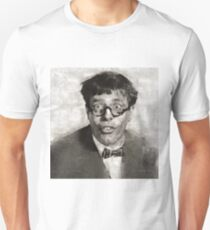Jerry Lewis, Actor and Comedian Unisex T-Shirt