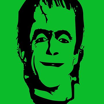 herman munster t-shirt by ralphyboy