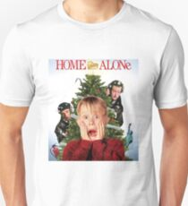 Home Alone Christmas Movie Unisex T-Shirt