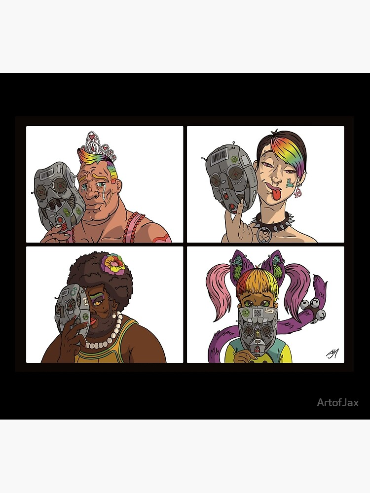 Authentically You by ArtofJax