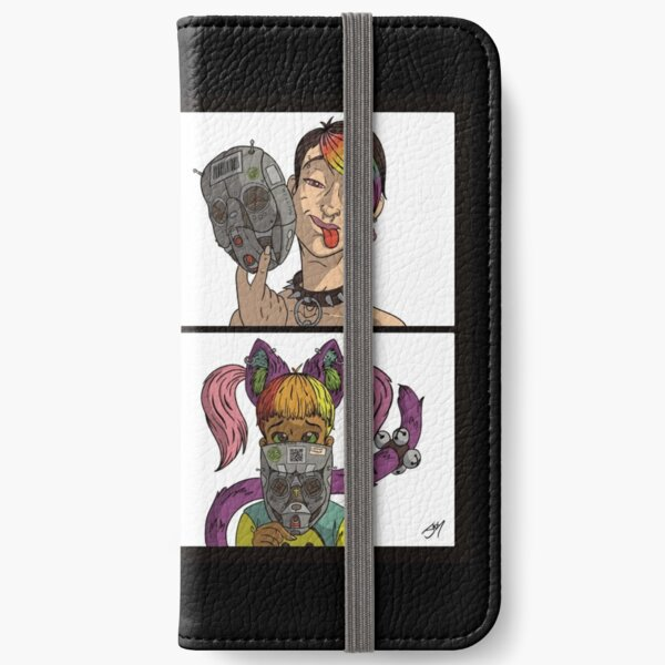 Authentically You iPhone Wallet