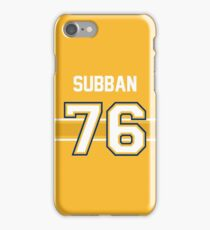 PK Subban - Nashville Predators iPhone Case/Skin