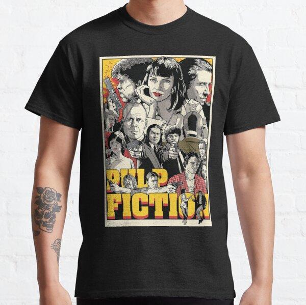 Pulp Fiction T-shirt classique
