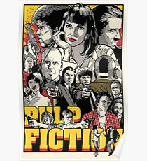 Pulp fiction Poster