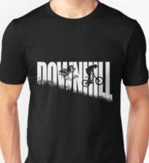Downhill Freeride Mountain Bike MTB Riding Cycling T Shirt T-Shirt