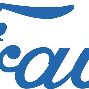 Fraud - Sticker by zebrafactory