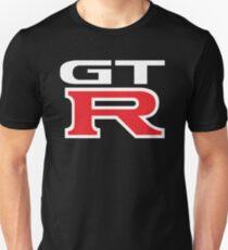Camiseta ajustada NISSAN GTR