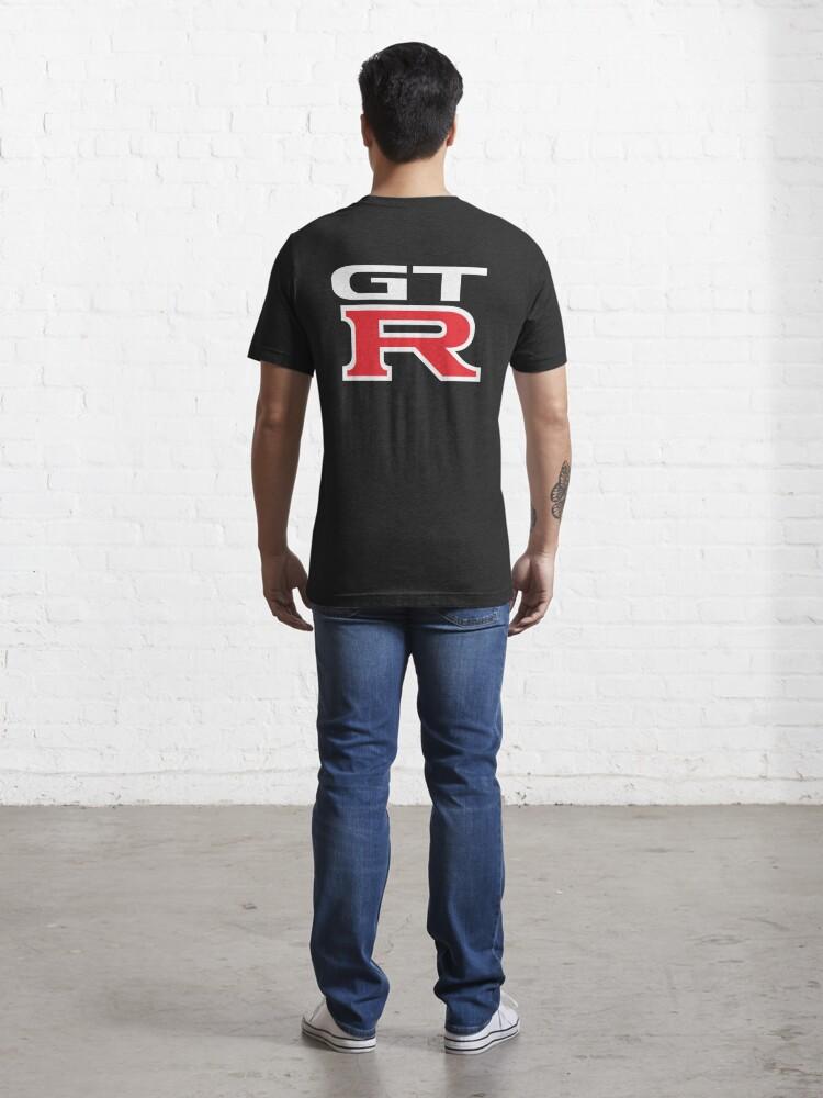 Alternative Ansicht von NISSAN GTR Essential T-Shirt