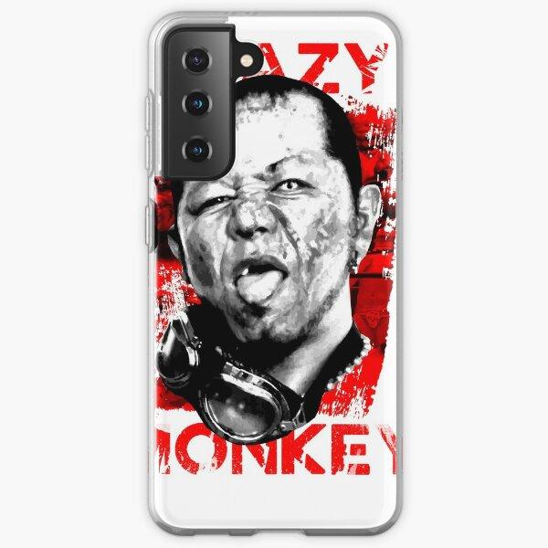 Jun Kasai - Crazy Monkey Samsung Galaxy Soft Case